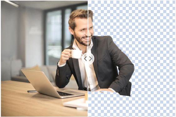 新手如何抠图?Remove.bg:AI抠图神器,打开图片就会自动抠-3