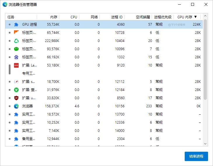 Edge 浏览器强制开启 GPU 加速-2