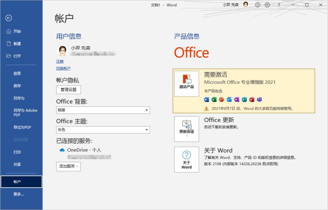 微软发布 Office 2021 RTM 专业正式版镜像下载-2